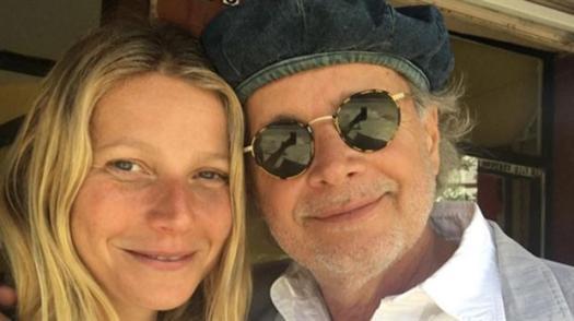 Mientras tanto, Gwyneth también anda por Argentina. Acá con Francis Mallman